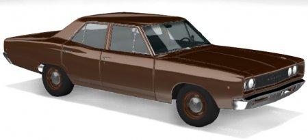 Скачать мод Gavril Gladiator (Dodge Coronet) версия 3.1 для BeamNG Drive v. 0.12