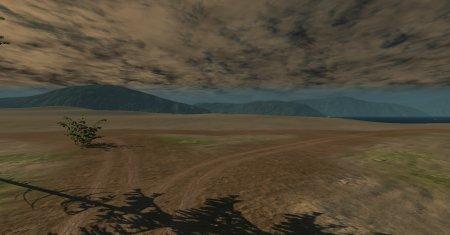 Скачать мод карта «Beaufort Island» для BeamNG Drive