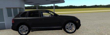 Скачать мод Porsche Cayenne Turbo S для BeamNG Drive v. 0.13-0.15