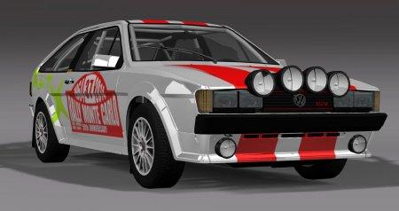 Скачать мод Volkswagen Scirocco II 1981-1992 версия 15.02.19 для BeamNG Dri ...