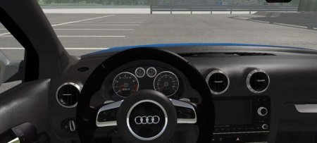 Скачать мод Audi RS3 Sportback для BeamNG Drive v. 0.15