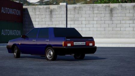 Скачать мод «LADA Samara 21099 (Turbo)» для BeamNG Drive v. 0.15