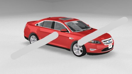 Скачать мод «Ford Taurus» для BeamNG Drive v. 0.16