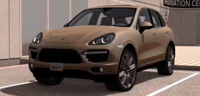 Скачать мод «Porsche Cayenne 2016» для BeamNG Drive v. 0.16