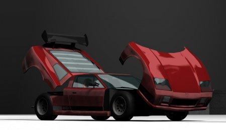 Скачать мод Civetta Bolide Evolution версия 4.2 для BeamNG Drive v. 0.17