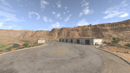 Скачать мод карта «Utah Remastered» для BeamNG Drive v. 0.17