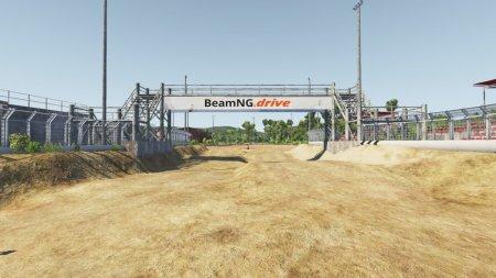 Скачать мод карта «Nostalgia Park» для BeamNG Drive v. 0.17