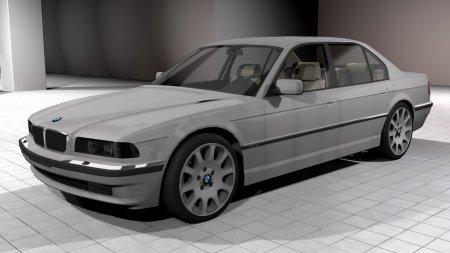Скачать мод Пак BMW для BeamNG Drive v. 0.18