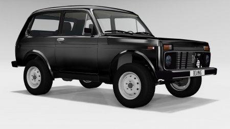 Скачать мод Пак Lada версия 1.2 для BeamNG Drive v. 0.19
